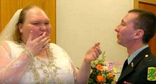 زشت ترین عروس دنیا