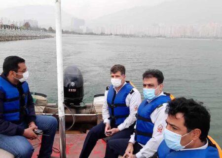 عملیات ویژه برای جستجوی تمساح در دریاچه چیتگر + عکس
