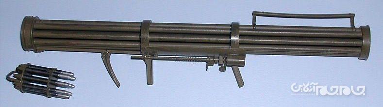 آلمان نازی و اولین سلاح ضدهوایی دوش پرتاب+عکس