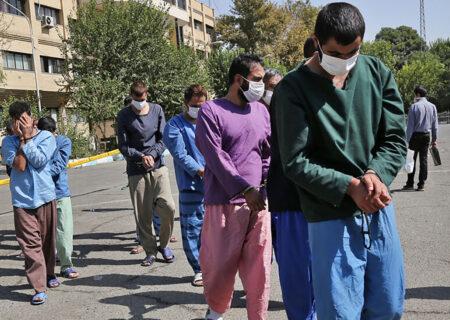 دستگیری ۶۵ خرده فروش مواد مخدر در مرودشت