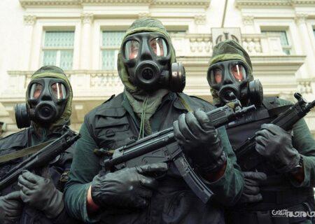 تصاویری از خاص ترین نیروهای نظامی جهان؛ قسمت اول+عکس