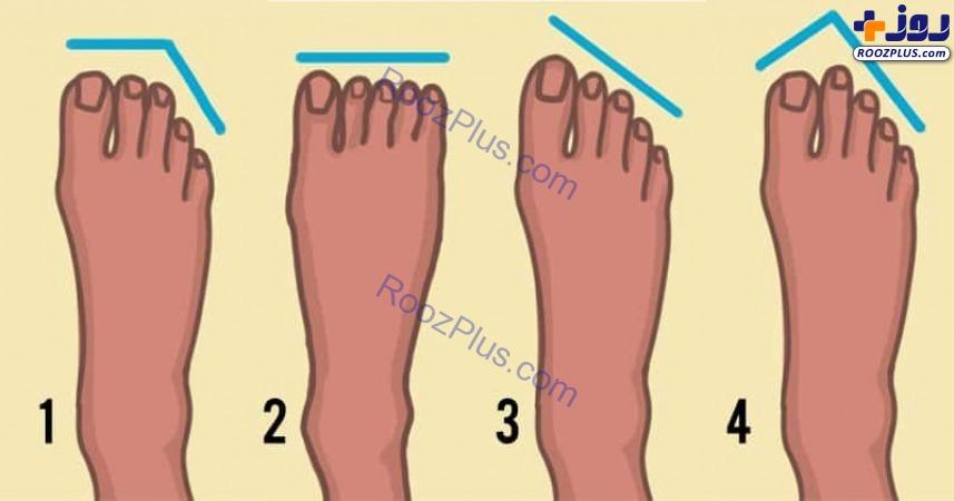 از شکل کف پاهای خود اجدادتان را پیدا کنید+عکس