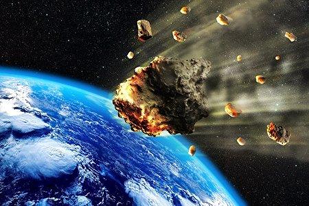 فیلم انفجار شهاب سنگ و صدای مهیب در آمریکا