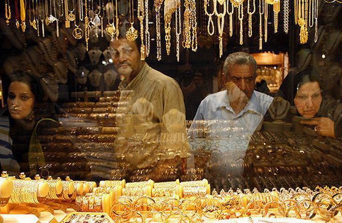 بازار طلا از سکه افتاد