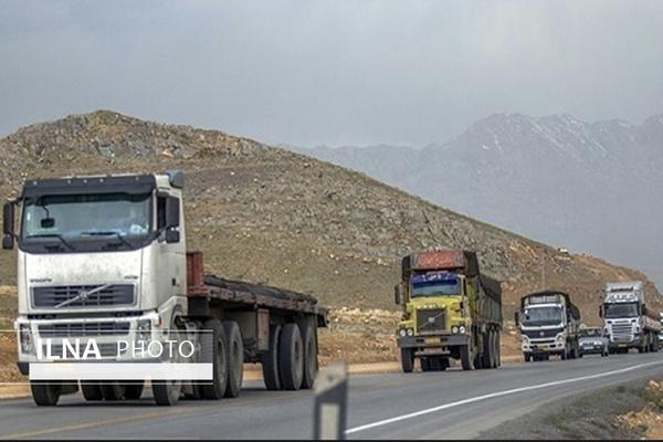 بازگشایی دومین مسیر جادهای کشور با ترکمنستان پس از ۹ ماه