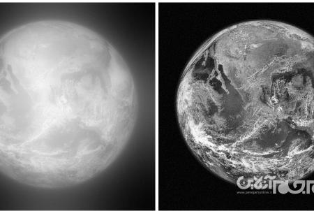 عکس برداری از سطح سیارههای فراخورشیدی به کمک خورشید+عکس