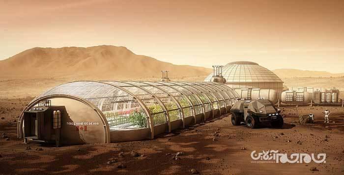 برنامه ایلان ماسک برای پایهریزی اقتصاد مریخ بر مبنای رمزارزها+عکس