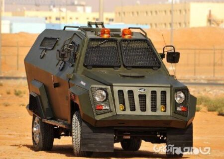 نگاهی به تعدادی از خودروهای نظامی در خدمت هند+عکس