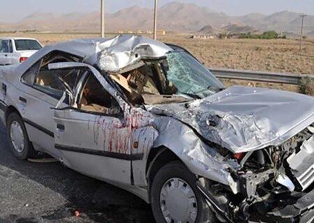 مرگ تلخ زن زنجانی در خیابان / رهگذران شوکه شدند