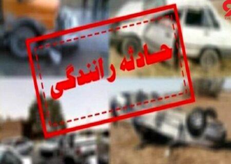 مرگ تلخ عابر پیاده در تهران / دستگیری ۲ راننده متخلف