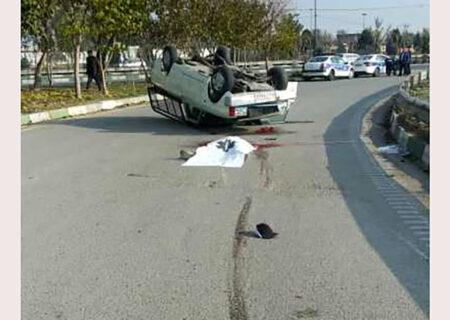 مرگ تلخ نوجوان ۱۶ ساله تهرانی در خیابان + عکس جسد