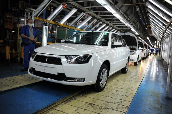 تکمیل و تجاریسازی ۴۷۹۶ دستگاه خودرو در یک روز