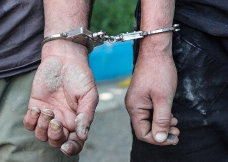 قاتلان جوان ۲۳ ساله در خانمیرزا دستگیر شدند