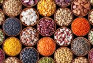 بالاترین و پایین ترین قیمت حبوبات در میادین میوه و تره بار