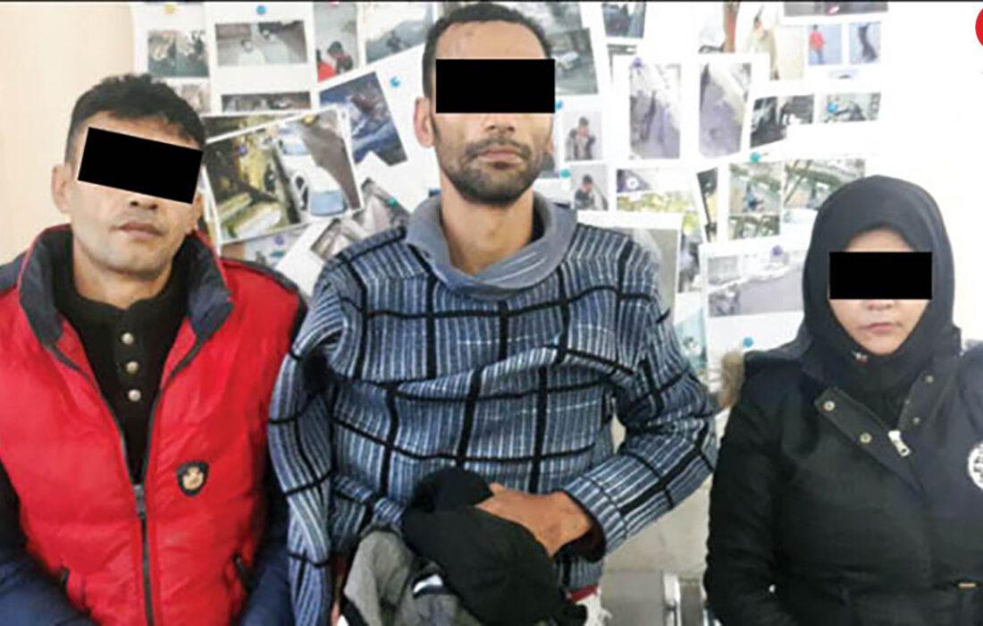 جراحی خانگی برای خروج گلوله پلیس از بدن مرد مخوف توسط نوچه هایش ! + عکس های باورنکردنی