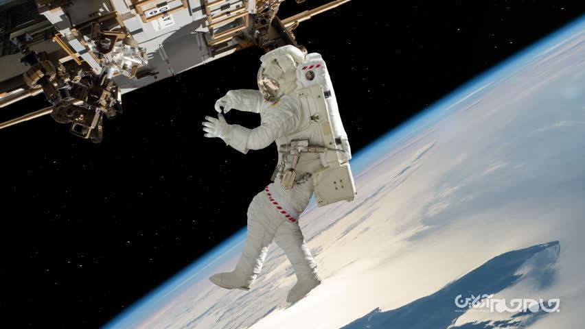 خطرهایی که سلامت انسان را در فضا تهدید میکنند؟+عکس