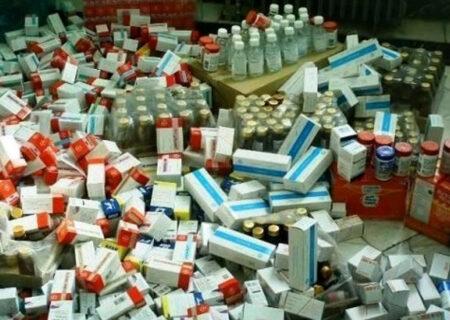کشف داروی قاچاق میلیاردی در مرزهای سیستان و بلوچستان