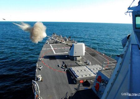 نیروی دریایی آمریکا و مسئله جانداران دریایی+عکس