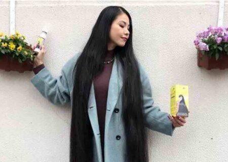 ماجرای دختری زیبا که به راپونزل ژاپن تبدیل شد + عکس