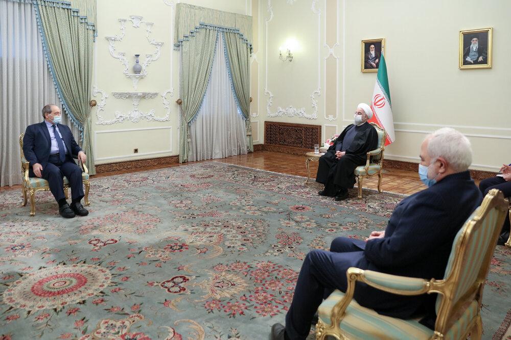 روحانی: علت و عوامل شهادت شهید فخری زاده کاملا روشن است