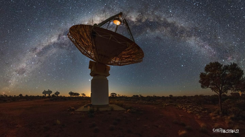 رکوردشکنی تلسکوپ استرالیایی: نقشهبرداری از ۳ میلیون کهکشان در ۳۰۰ ساعت+عکس
