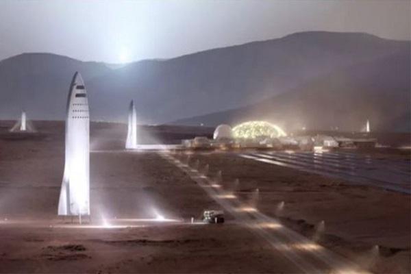 سفر انسان ها به سیاره مریخ در سال ۲۰۲۴