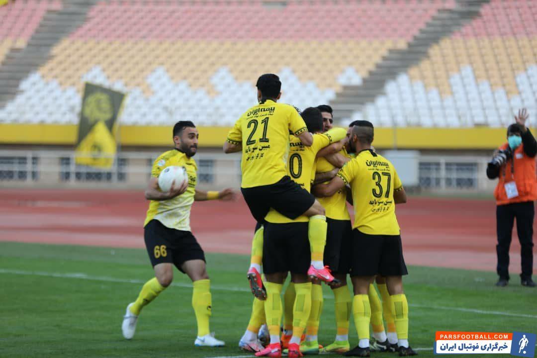 سپاهان ؛ تساوی تیم های سایپا و سپاهان در هفته چهارم لیگ برتر