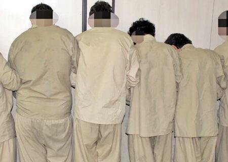دستگیری عاملان تیراندازی در یک نزاع طایفه ای در اروندکنار