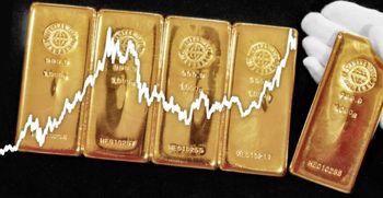 سکوت طلا در برابر  نرخ تورم پیش نگر