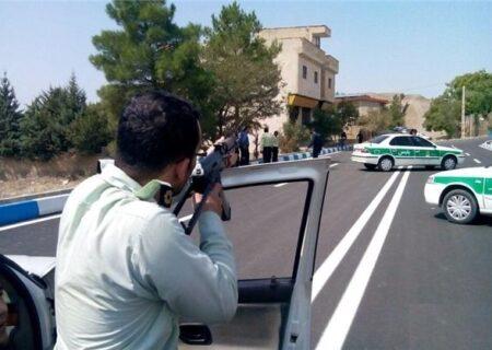 حال عمومی مجروحان عملیات درگیری مسلحانه پلیس با سارقان مسلح در خمین مطلوب است