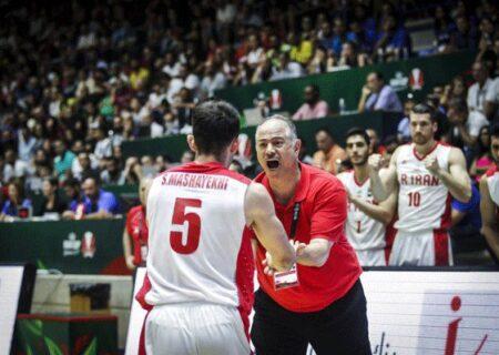سرمربی سابق تیمملی بسکتبال؛ کاش آخر نام مربیان ایرانی