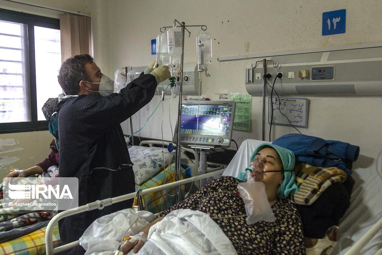 فرماندار:  بیماران کرونایی ساری و روند افزایشی آن نگران کننده است