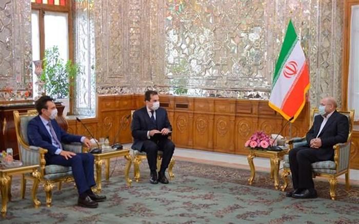 قالیباف: دخالت اروپا در اجرای قانون از سوی دولت ایران تعجببرانگیز است