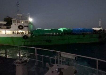 سرنوشت مبهم ۷ خدمه گمشده شناور لارک در آب های هرمزگان