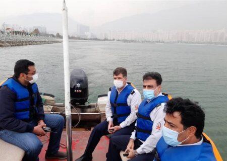 دومین مرحله جستجوی تمساح در دریاچه چیتگر آغاز شد