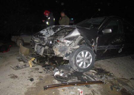 تصادف مرگبار در شرق اصفهان+ عکس