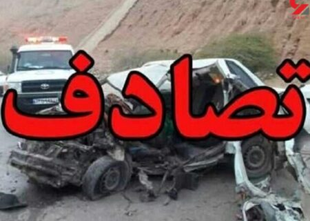 تصادف مرگبار در محور آذرشهر به تبریز