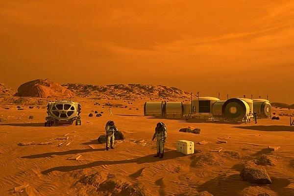 مریخ جای زمین را پُر خواهد کرد؟