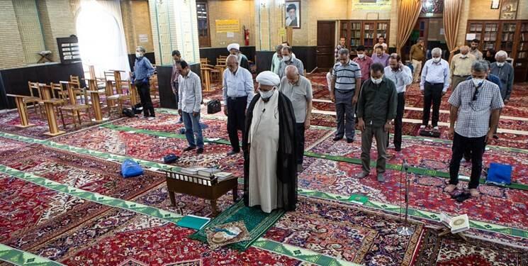 مساجد باز است، اما برپایی نماز جماعت ممنوع!