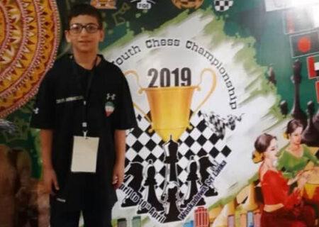 گفتگوی مهر با شطرنجباز ایرانی که در بازی «مرگ» قهرمان جهان شد