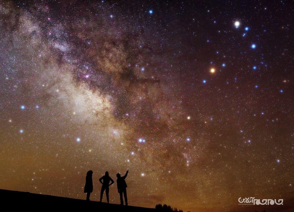 نزدیک شدن دانشمندان به اهداف خود با جستوجوی کاوشگرهای فرازمینی+عکس