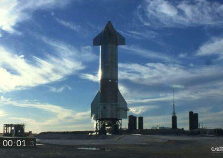 انفجار نسخه آزمایشی استارشیپ اسپیس ایکس در هنگام فرود با وجود پرواز موفق+عکس