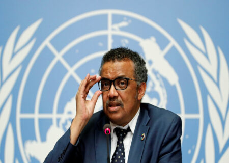 اتهام نسل کشی به مدیرکل سازمان جهانی بهداشت