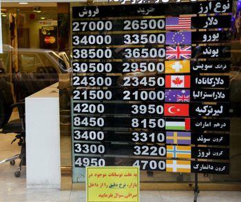 نه بازار ارز به سیگنال افزایشی