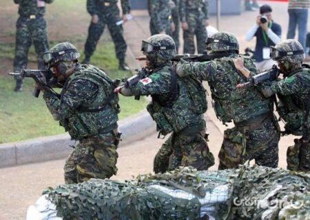 نیم نگاهی به نیروهای سپاه دریایی تایوان+عکس
