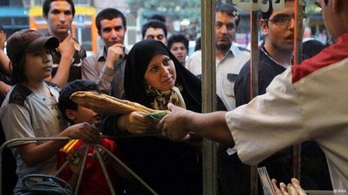 هرجومرج کرونایی در نانواییهای مازندران؛ مشتریان در خط مقدم اتهام