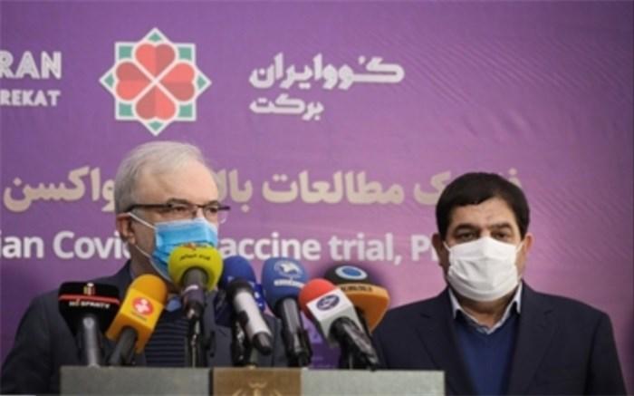 وزیر بهداشت: کرونا به جای خموشی به سمت چموشی می رود