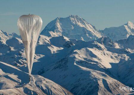 مداومت پروازی یک ساله بالنهای اینترنت گوگل به لطف هوش مصنوعی+عکس