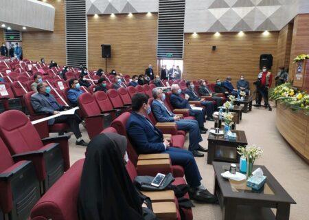 افتتاح ۶۴ پروژه بهداشتی و درمانی خراسان جنوبی در شرایط تحریم و کرونا