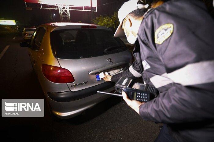 پلاک خودروهایتان را مخدوش نکنید؛ یکسال حبس در انتظار خاطیان